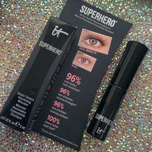 5/$25 IT cosmetics superhero mascara mini